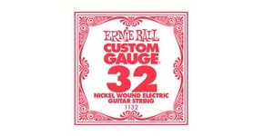 1132 Ernie Ball .032 NICKEL WOUND