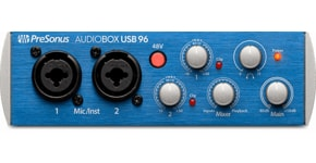 Presonus AudioBox USB 96 - zvuková karta