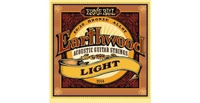2004 Earthwood Light .011 - .052 Acoustic 80/20 Bronze