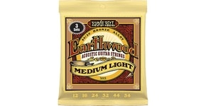 3003 Earthwood Medium Light 80/20 - 3 pack / .012 - .054 /