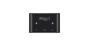 IK Multimedia iRig MIDI 2 - Lightning/USB MIDI převodník pro iPhone, iPod touch, iPad a Mac/PC