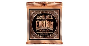 2550 Ernie Ball Everlast Extra Light Phosphor Bronze - .010- .050