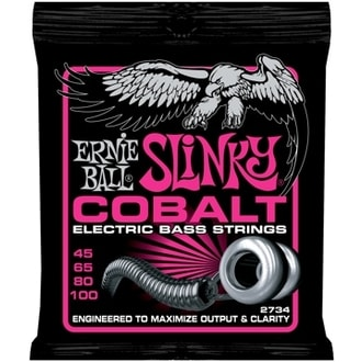 2734 Ernie Ball Cobalt Super 45 / 100