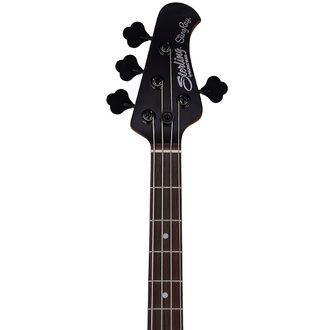 Sterling by MusicMan StingRay HH, Stealth Black