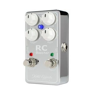 XOTIC Effects RCB-V2 Booster Version 2 - Boost / Overdrive