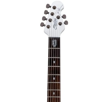 Sterling by MusicMan JP Majesty 100X, Pearl White