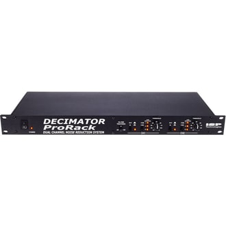 iSP Technologies Decimator Pro Rack Stereo Studio Noise Reduction