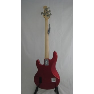 MusicMan Stingray 4 H LIMITED Cardinal Red Premier Dealer Network Limited