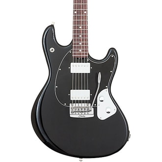 Sterling by Music Man StingRay Guitar - Black