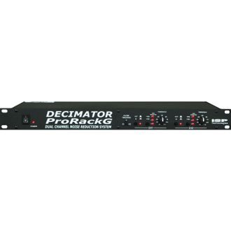 ISP Decimator Pro Rack G with Stereo Mod
