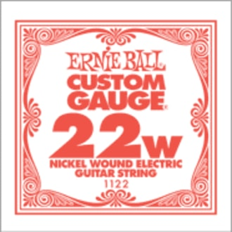 1122 .022 WOUND Single String