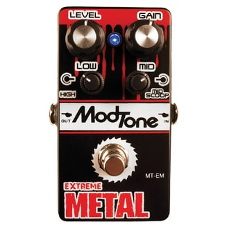 Modtone Effects USA Extreme Metal