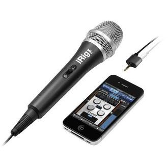 IK MULTIMEDIA iRig Mic - mikrofon pro iPhone/iPod/iPad/Android