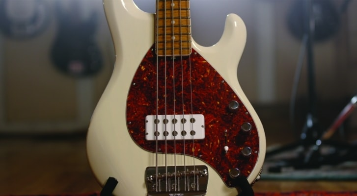 MusicMan StingRay 5 - 30th Anniversary model