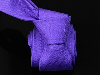 nanosilver Moderní kravata nanosilver® ošetřena nanotechnologií - sytě fialová