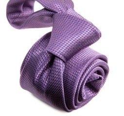 nanosilver Moderní kravata nanosilver® ošetřena nanotechnologií - fialová s modrou