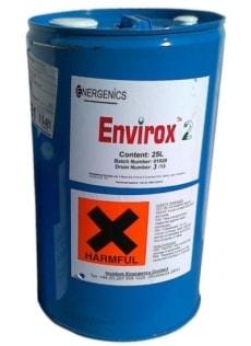nanosilver Envirox - aditivum do motorové nafty - 25 l velký kanystr