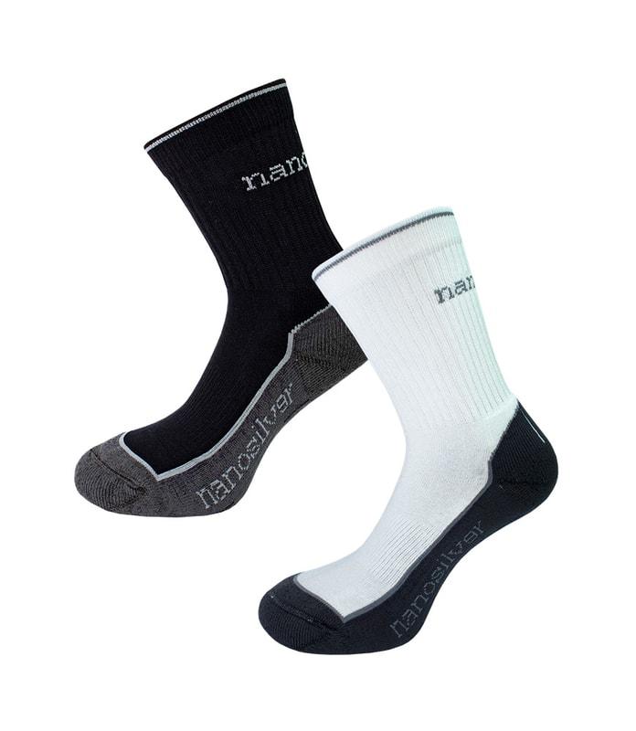 Velká černá ponožka
