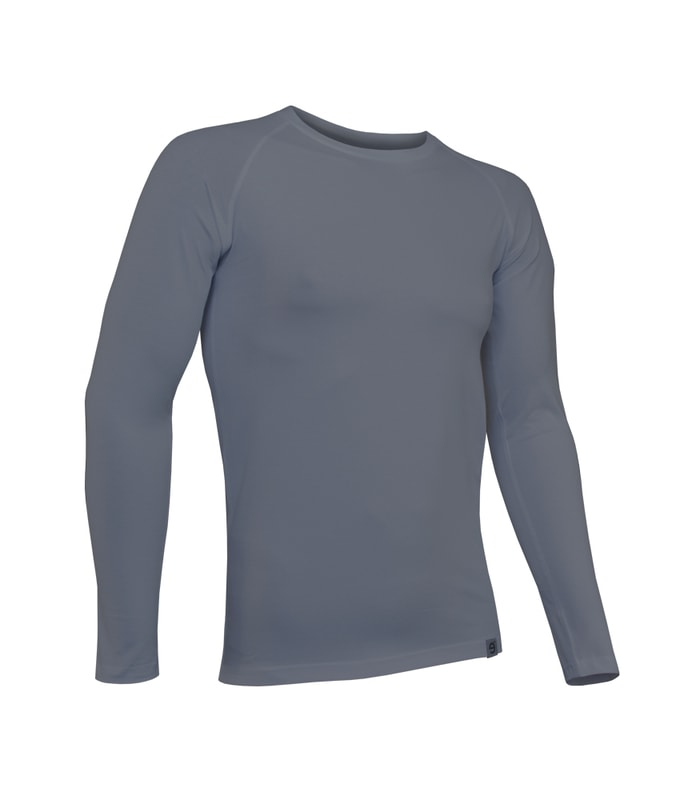 fed82b86eaa0 Pánské triko nanosilver dlouhý rukáv