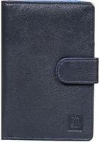 Tmavěmodrá peněženka 02-03