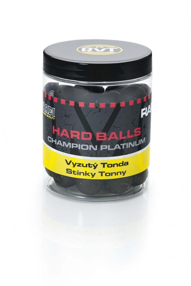 Mivardi Boilies Rapid Hard Balls Champion Platinum 150 g - Devil Squid 18mm