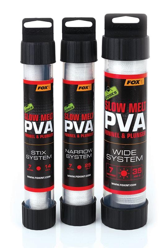 Fox PVA Punčocha EDGES Slow Melt PVA Mesh System 7m