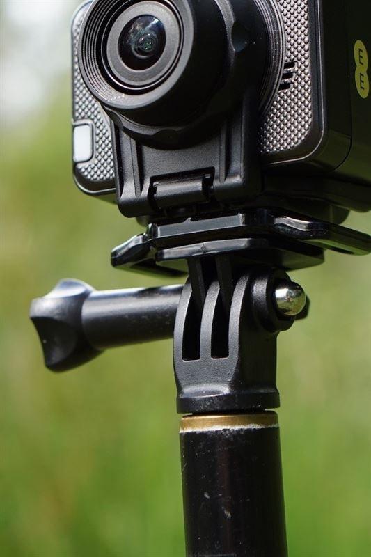 RidgeMonkey Držák na kameru Action Camera Bankstick Adaptor