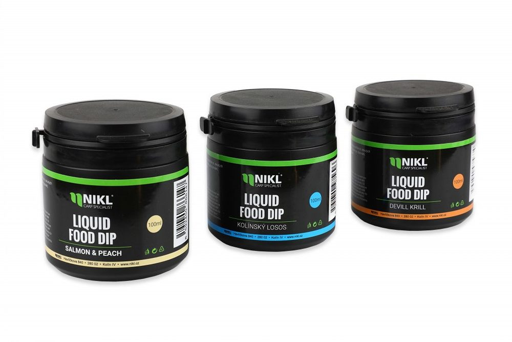 Nikl Dipy na boilies Liquid Food 100ml - Food signal
