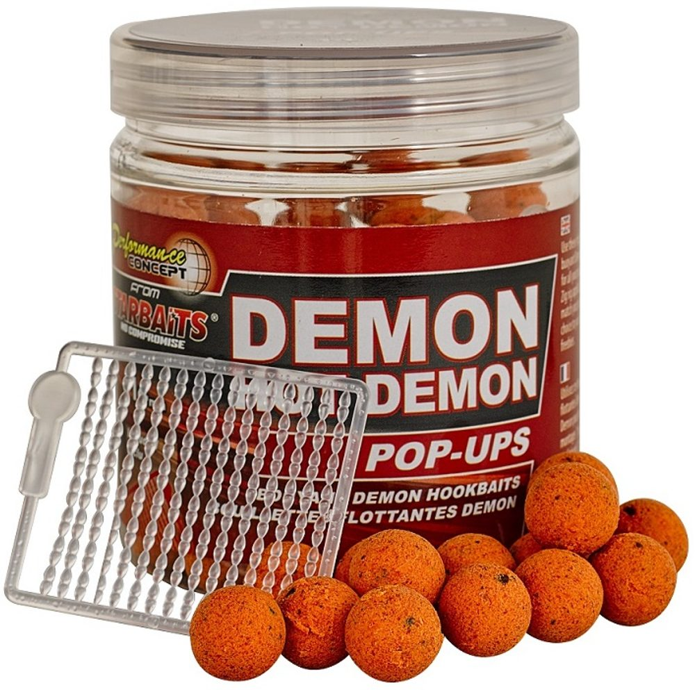E-shop Starbaits Plovoucí Boilie Hot Demon 80g - 14mm