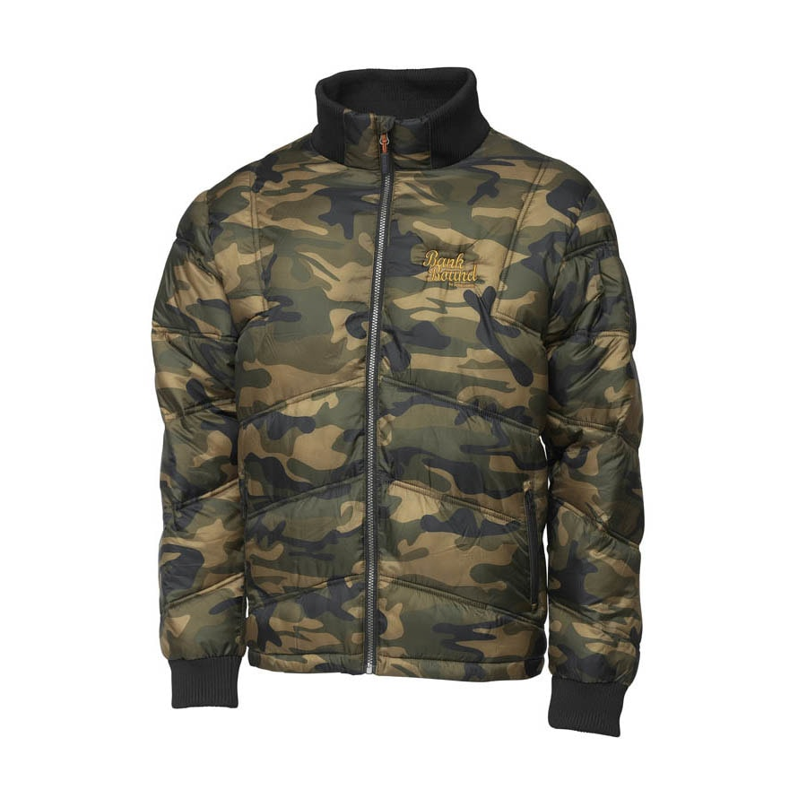 E-shop Prologic Bunda Bank Bound Bomber Camo Jacket - M