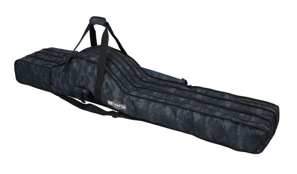 Ron Thompson Pouzdro na pruty Camo 3 Rod And Reel Carry Bag 130 cm