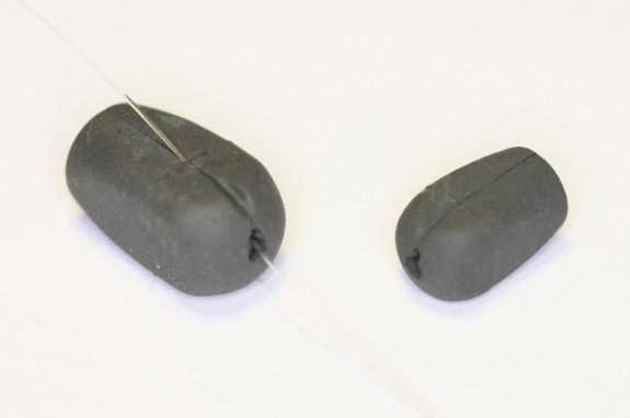 Taska Tungstenová rychlovýměnná létající olůvka - 2g 5ks