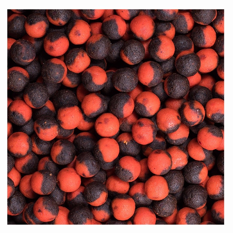 LK Baits Boilies DUO X-Tra 1kg - Sea Food/Compot NHDC 20mm