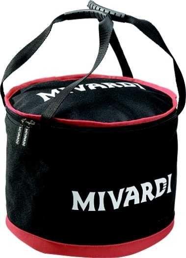 Fotografie Mivardi Míchací taška na krmení s víkem - Team Mivardi