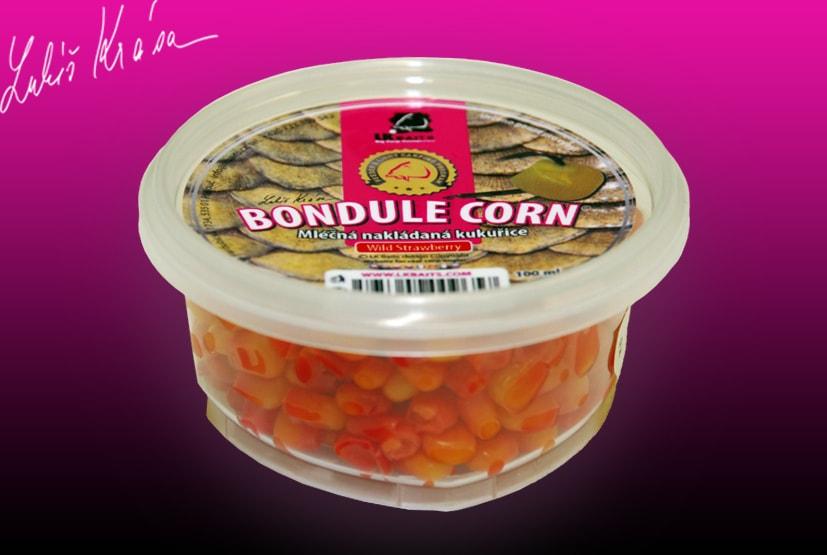 LK Baits Bondule Corn 100ml - Wild Strawberry