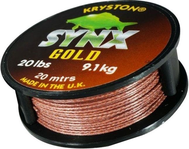 Kryston Šňůrka Synx Gold 20m
