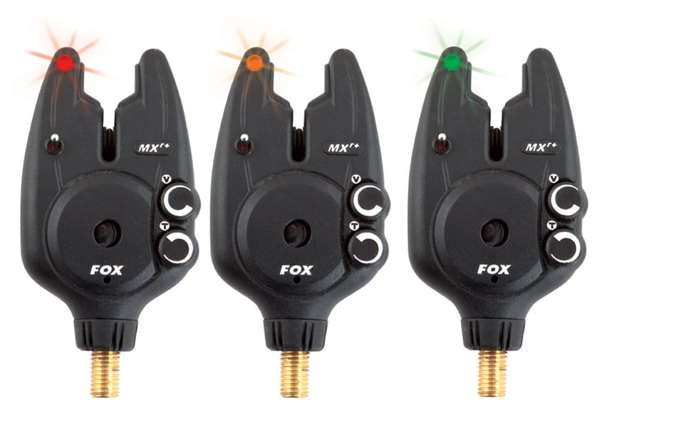 FOX Micron MXr+ 3+1