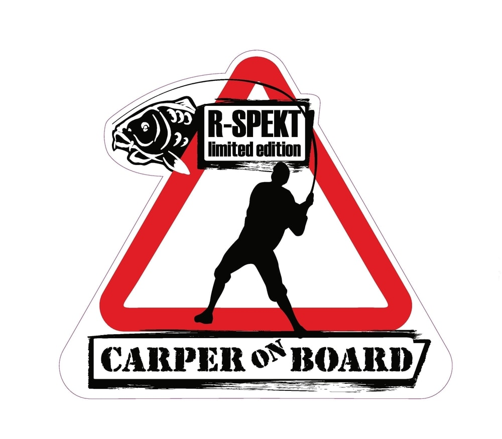 E-shop R-Spekt Samolepka Carper on Board