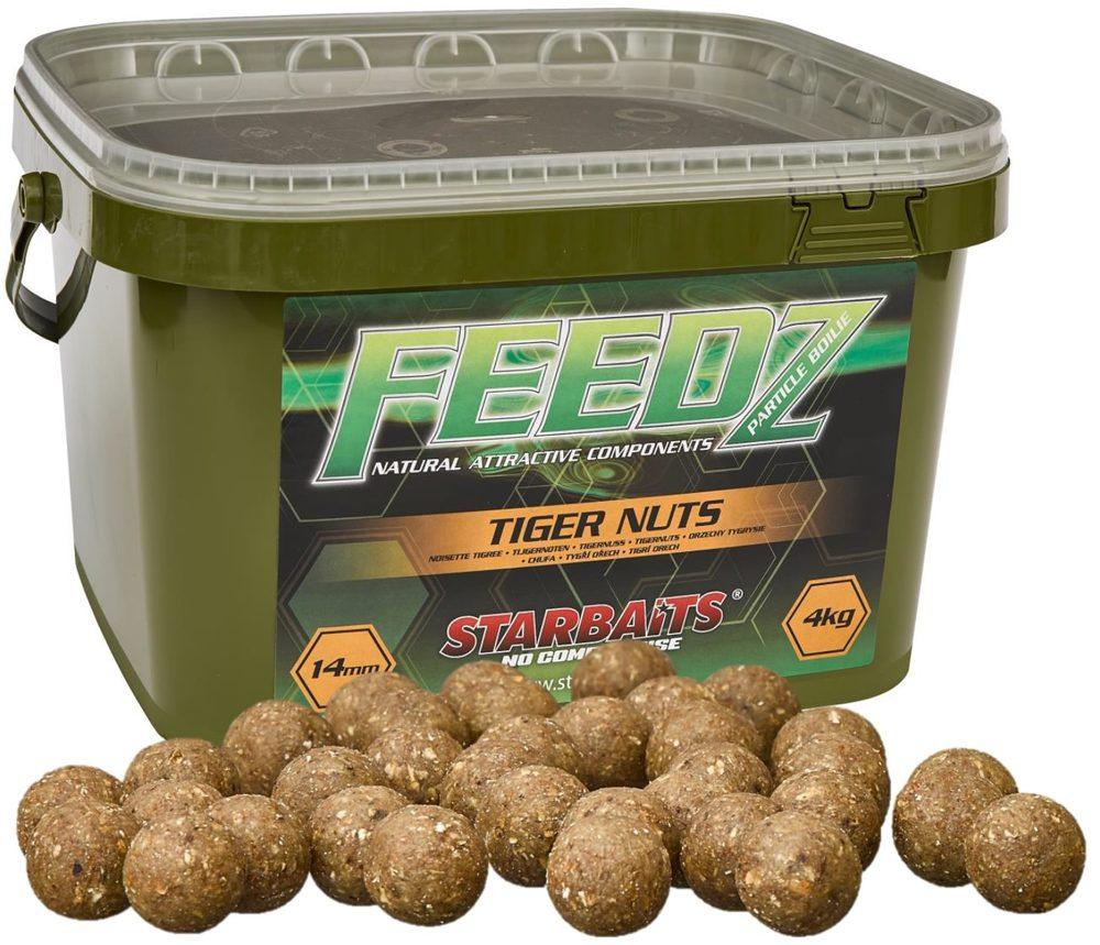 Starbaits Boilies FEEDZ Tiger nuts 4kg
