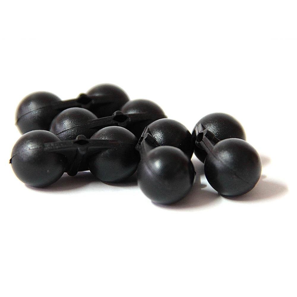 Hell-Cat Chrastítko Scream Balls 5ks - Black