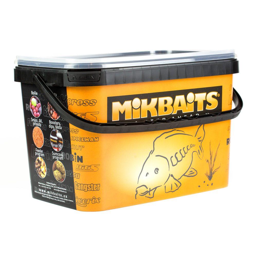 Mikbaits Boilie Spiceman WS1 Citrus - 20mm 2,5kg