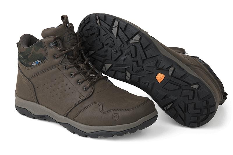 Fox Boty Chunk Khaki Mid Boots - 10 / 44