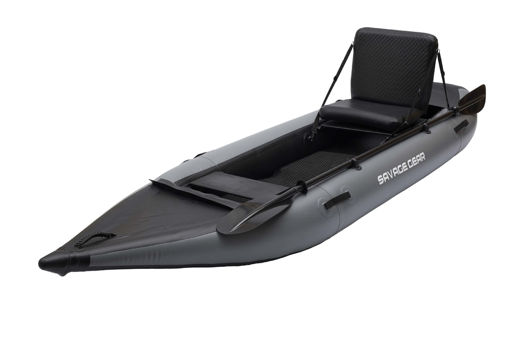 Savage Gear Kajak High Rider Kayak 330 na vertikální přívlač
