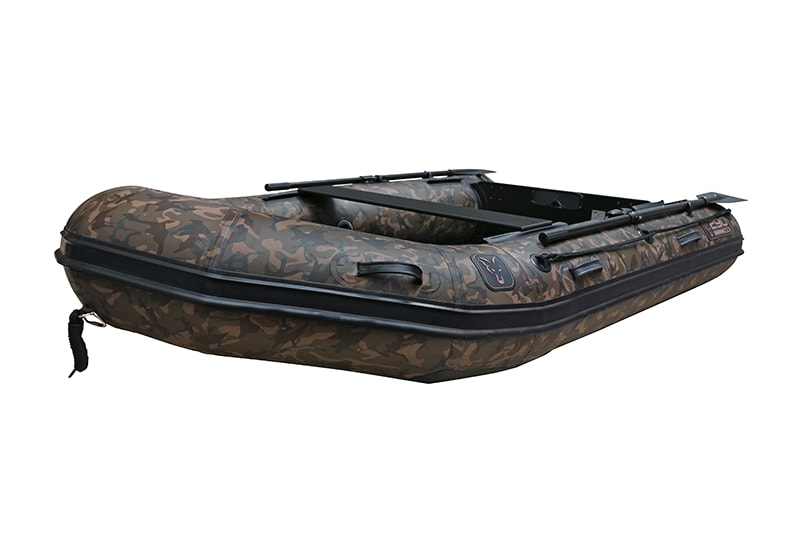 Fox Nafukovací člun 290 Camo Inflable Boat 2,9m - Air Deck Black
