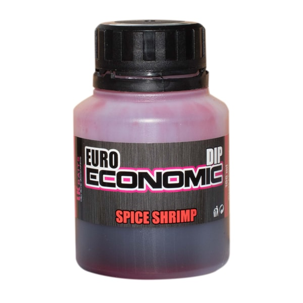 LK Baits Dip Euro Economic 100ml - Spice Shrimp