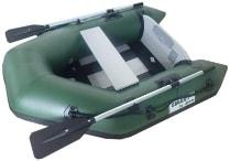 Zico Člun SMART 185, pev. záď, desk. podl., vesla, pumpa