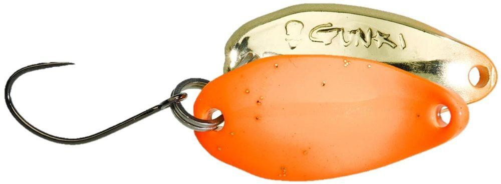 Gunki Plandavka Slide Orange / Gold - 3,2g