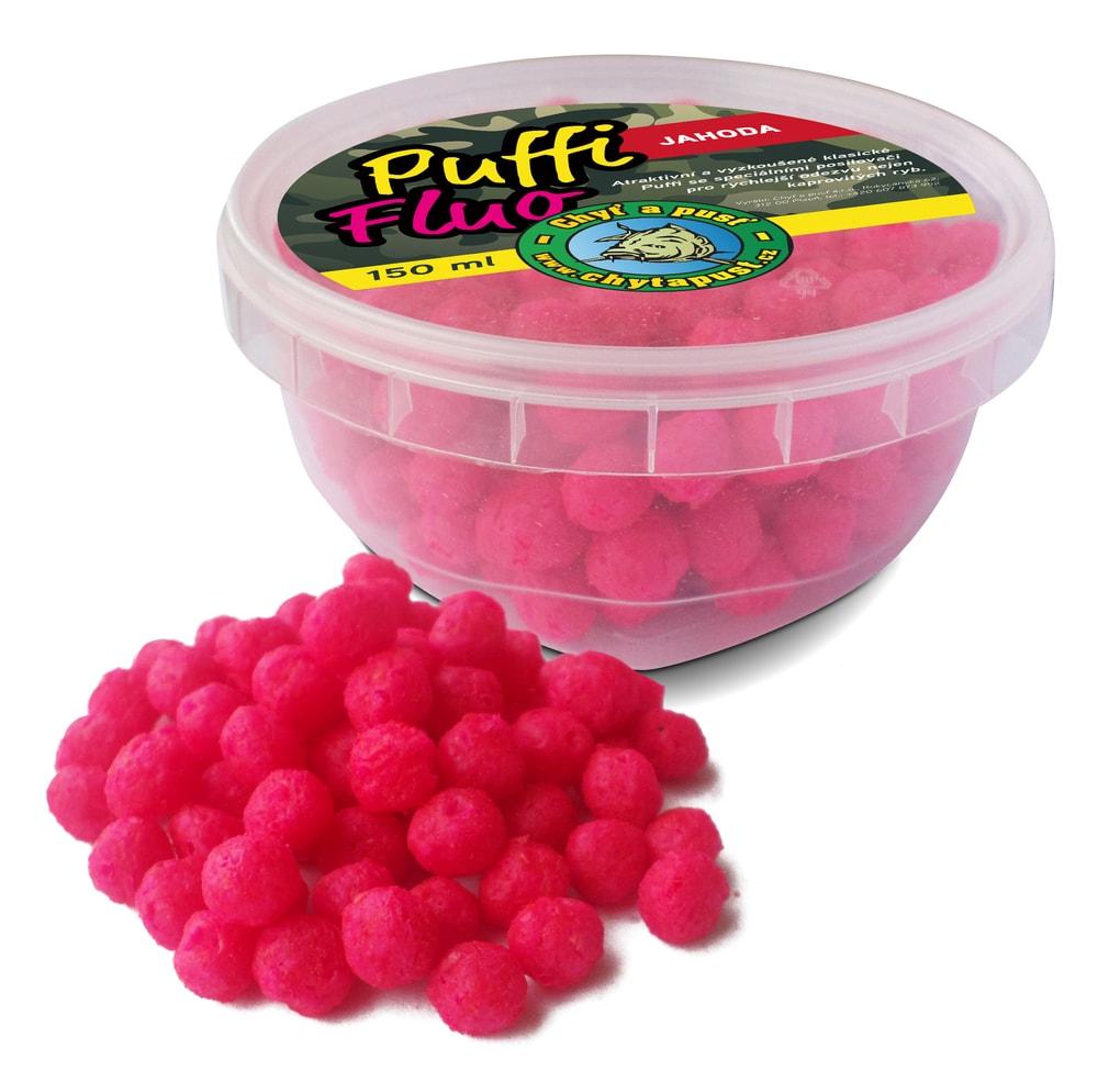 Chyť a pusť Puffi fluo 150ml Zahradní ovoce