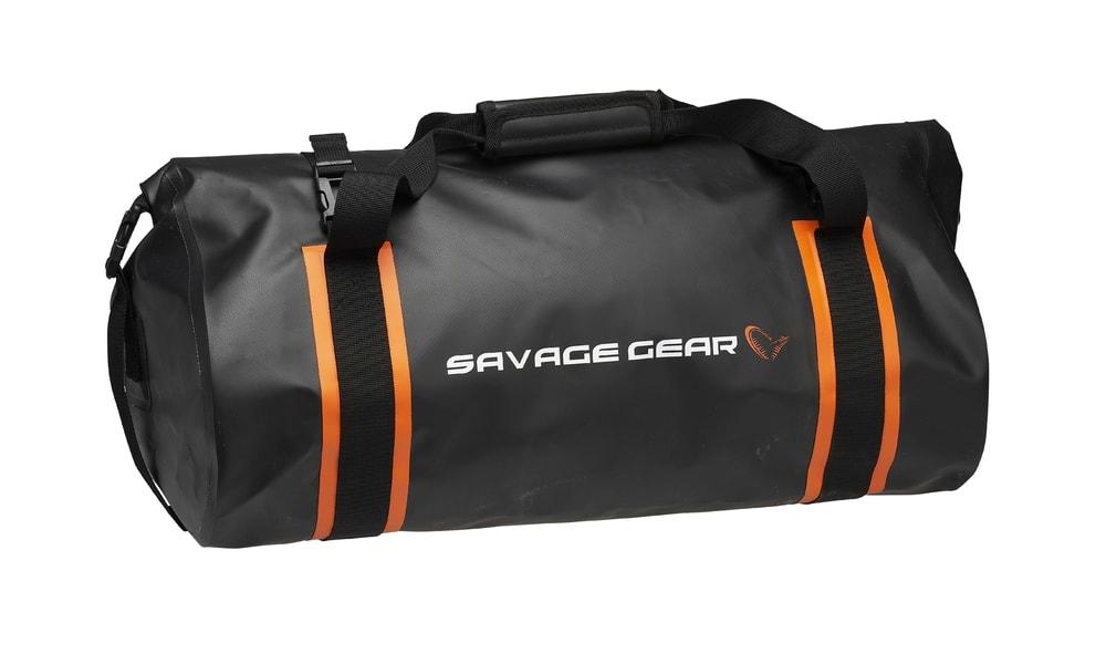 Savage Gear Vodotěsná taška Waterproof Rollup Boat & Bank Bag 40L