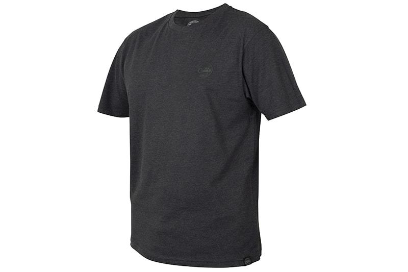 E-shop Fox Triko Chunk Black Marl T-Shirt - XXL